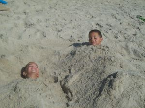 Sand boys