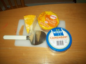Yummy French cheese