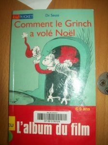 Comment le Grinch a vole Noel
