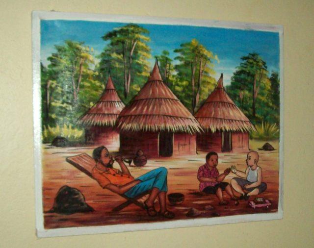 Cameroonian Village