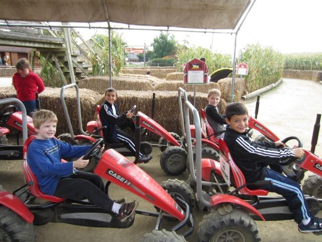Tractor races