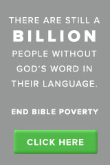 End Bible Poverty