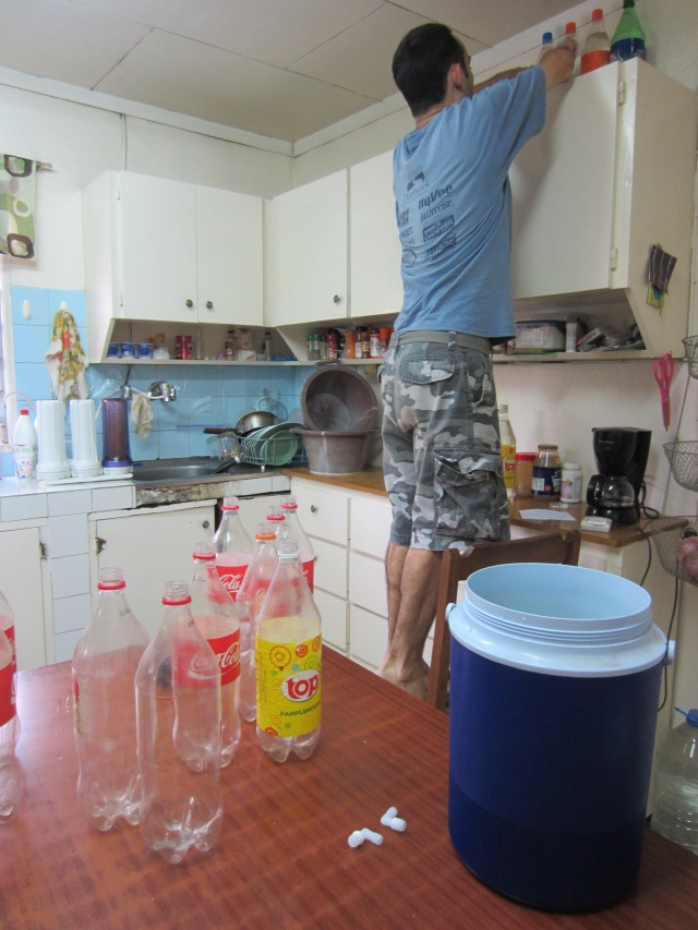 Refilling Bottles