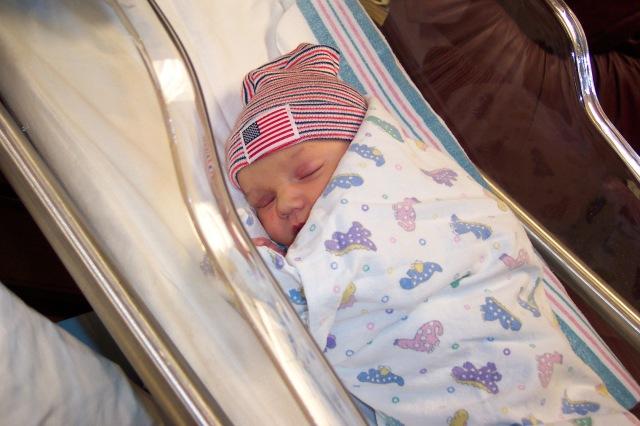 Jonah newborn