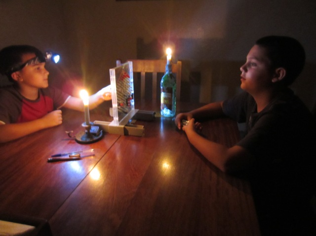 Candlelight Battleship