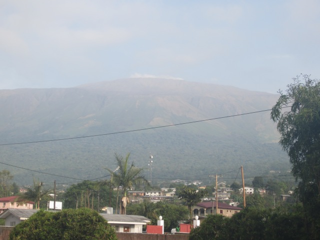 Mt. Cameroon