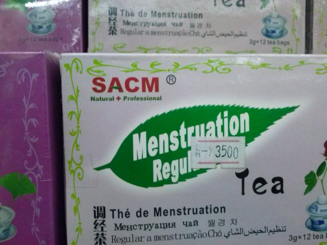 tea for women