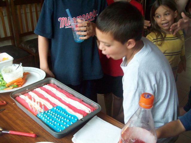 Joshua is 8