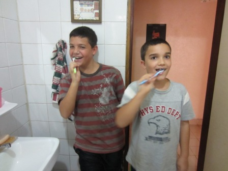 Toothbrush Team