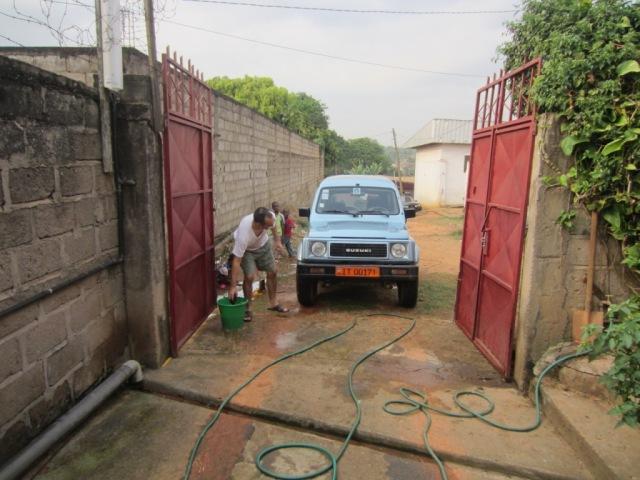 workin' at the car wash