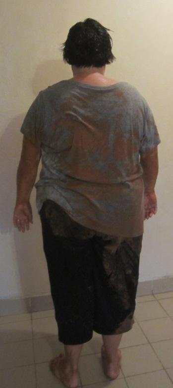 Muddy Backside