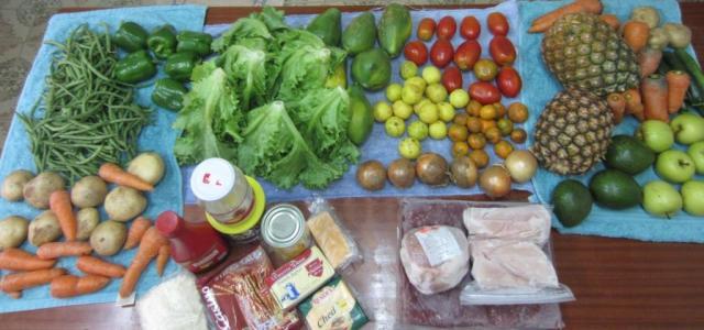 food comparison 1