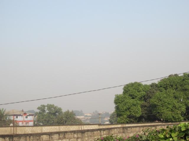 harmattan dust