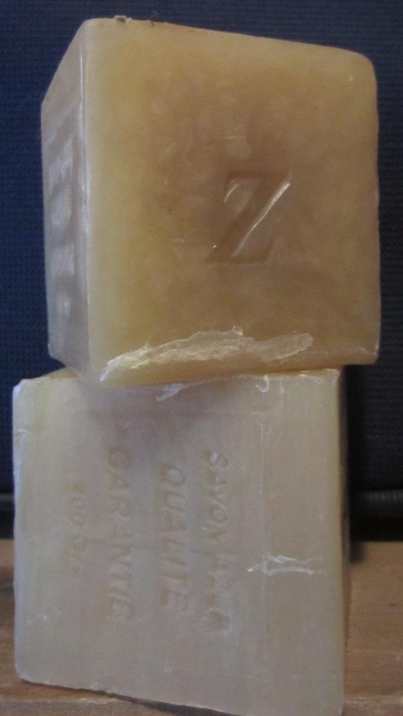 block soap