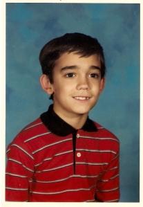 Gradeschool David