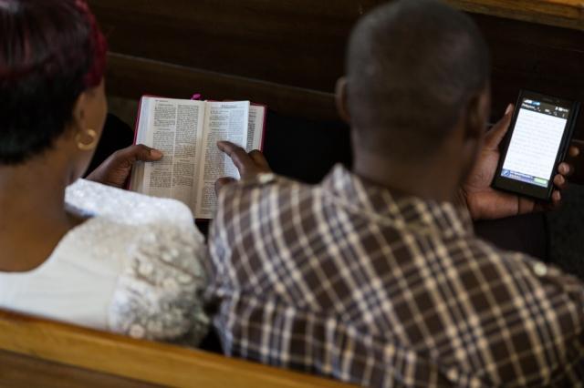 Photo by Rodney Ballard - Nairobi, Kenya
