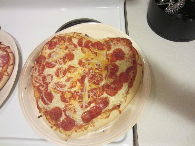 Papa Murphy's Valentine's Pizza