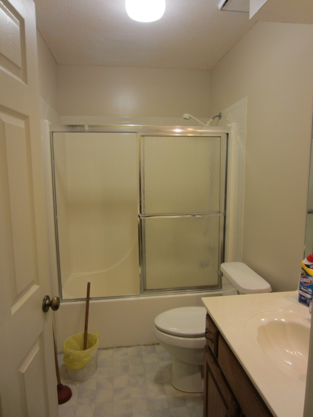 Main Bath After